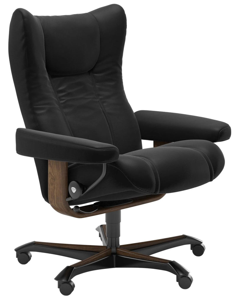 Stressless® Wing Office Chair Office Chair Stressless - Jordans Interiors