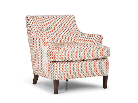 William Chair Accent Chair Barrymore - Jordans Interiors