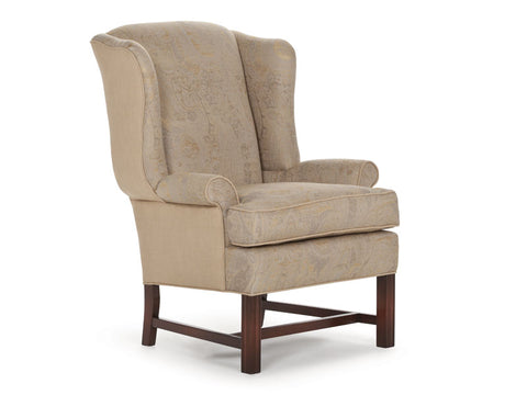 Aberdeen Wing Chair Accent Chair Barrymore - Jordans Interiors