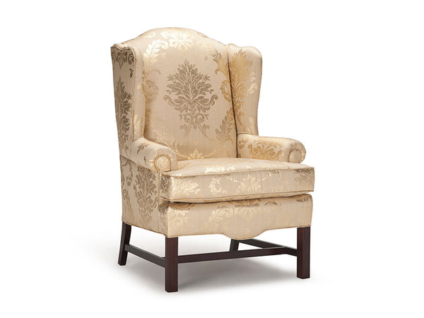 Carlyle Wing Chair Accent Chair Barrymore - Jordans Interiors