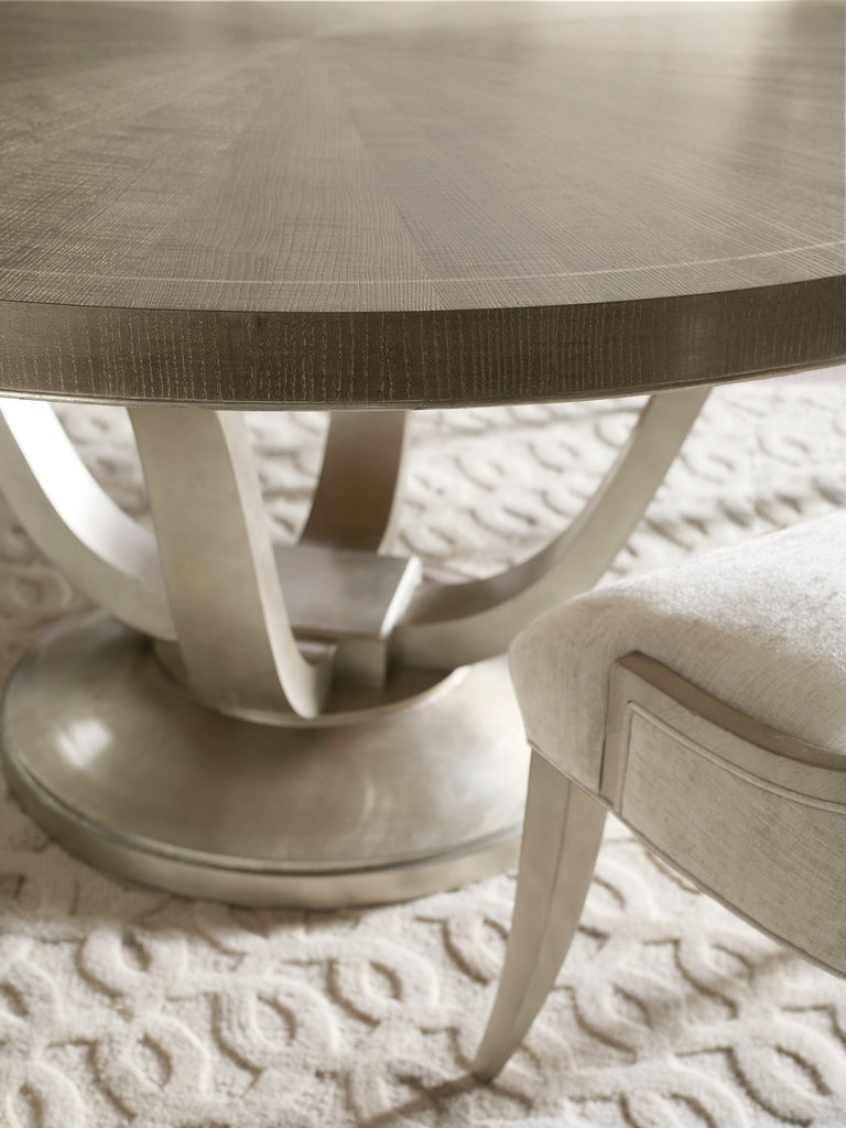 Avondale Round Dining Table Dining Table Caracole - Jordans Interiors