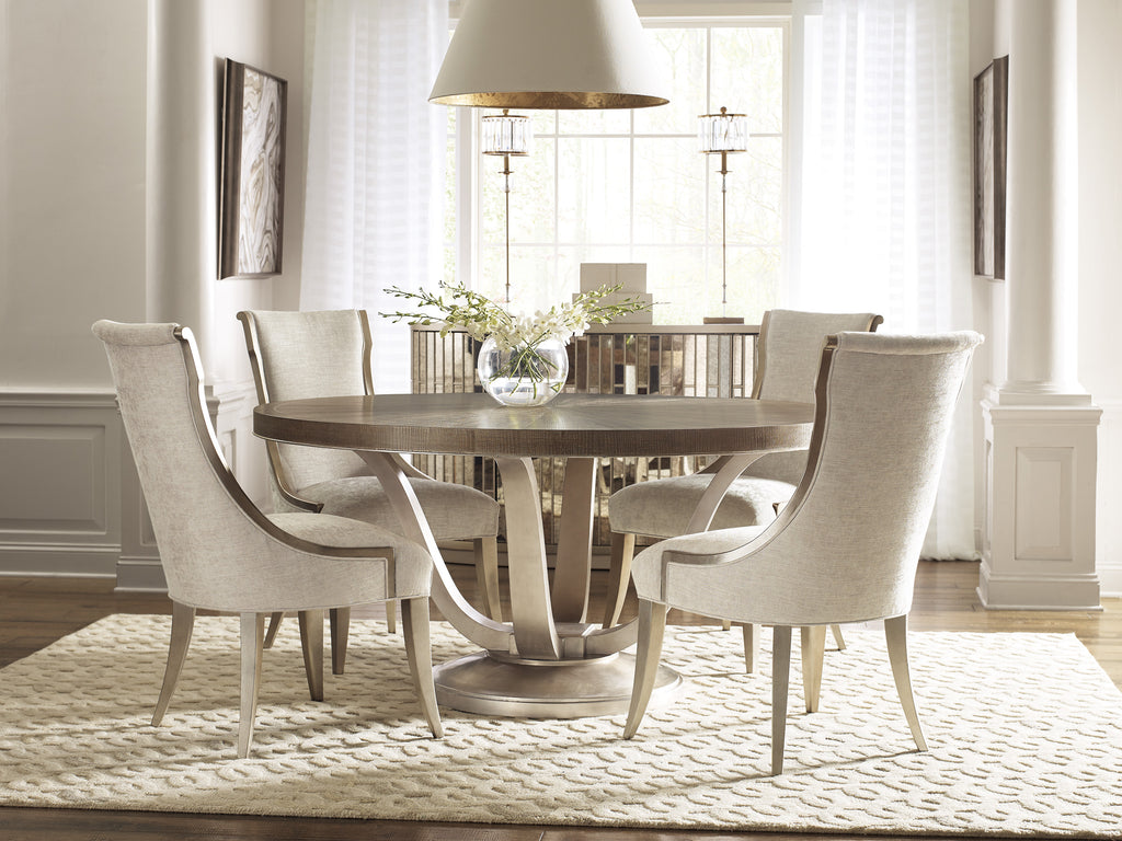 Avondale Side Chair Dining Chair Caracole - Jordans Interiors