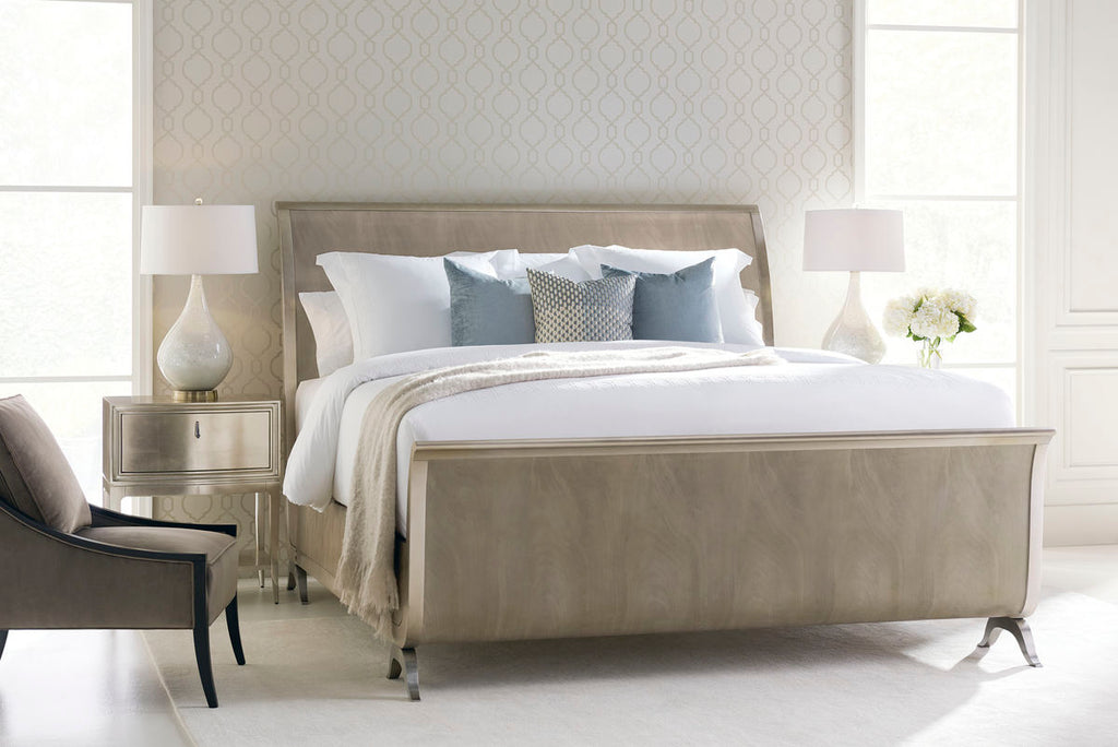 Sleigh Me Down Bed Bed Caracole - Jordans Interiors