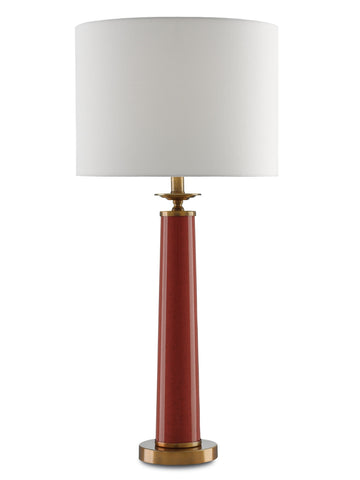Rhyme Table Lamp Table Lamp Currey - Jordans Interiors
