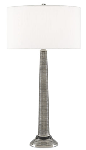 Spire Table Lamp Table Lamp Currey - Jordans Interiors