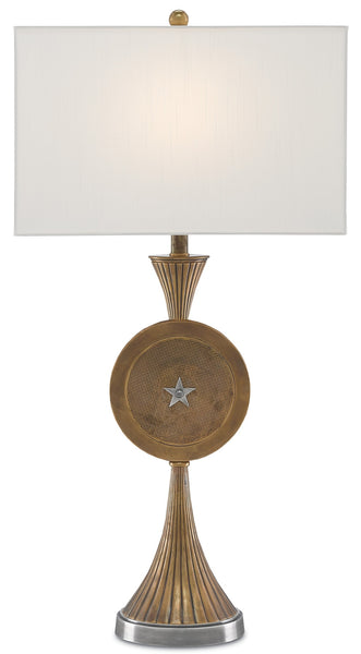 Genie Table Lamp Table Lamp Currey - Jordans Interiors