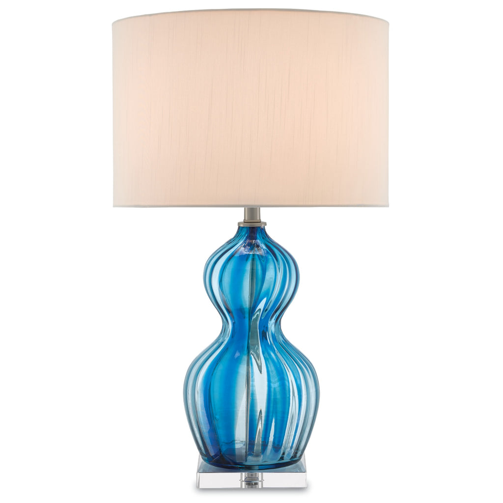 Cecily Table Lamp Table Lamp Currey - Jordans Interiors