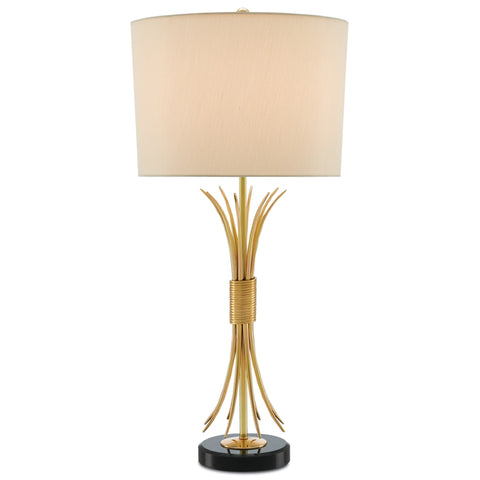 Gaine Table Lamp Table Lamp Currey - Jordans Interiors