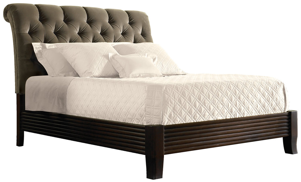Leopold's Tufted Bed Bed Stickley - Jordans Interiors