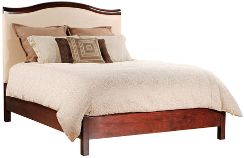 Chelsea Upholstered Bed Bed Stickley - Jordans Interiors