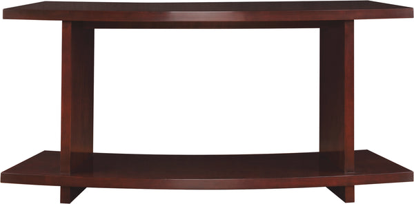 Curved Sofa Table Console Table Stickley - Jordans Interiors
