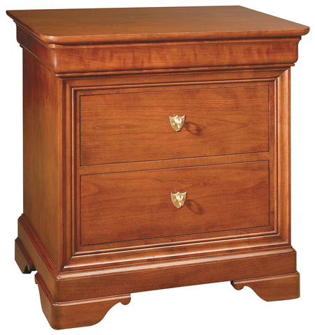 La Rochelle Night Stand Night Stand Stickley - Jordans Interiors