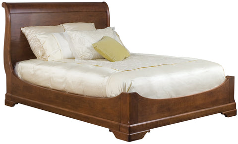 La Rochelle Sleigh Bed Bed Stickley - Jordans Interiors