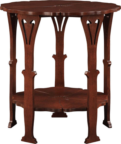 Grand Poppy Table Side Table Stickley - Jordans Interiors