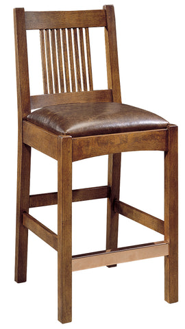 Spindle Bar Stool Stool Stickley - Jordans Interiors