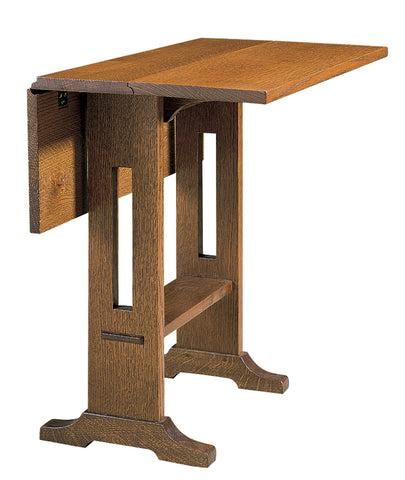 Drop Leaf Table Side Table Stickley - Jordans Interiors