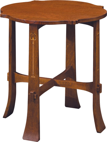 Harvey Ellis Tea Table Side Table Stickley - Jordans Interiors