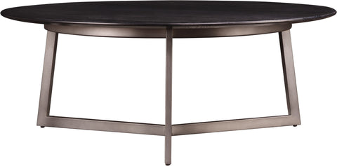 Waldron Round Cocktail - Coffee Table - Stickley-Jordans Interiors