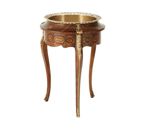The East Wing Jardinière Side Table Althorp by TA - Jordans Interiors