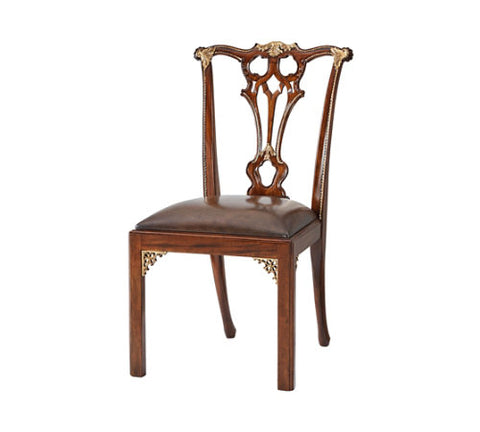The Chippendale Chair Accent Chair Althorp by TA - Jordans Interiors