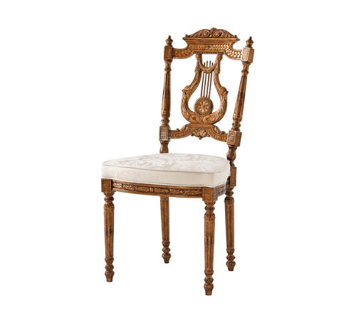 The Boudoir Chair Accent Chair Althorp by TA - Jordans Interiors
