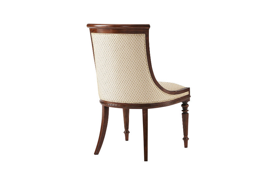 Floris Side Chair Dining Chair Althorp by TA - Jordans Interiors