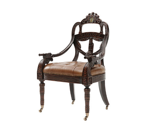Ad Victoriam Chair Accent Chair Althorp by TA - Jordans Interiors