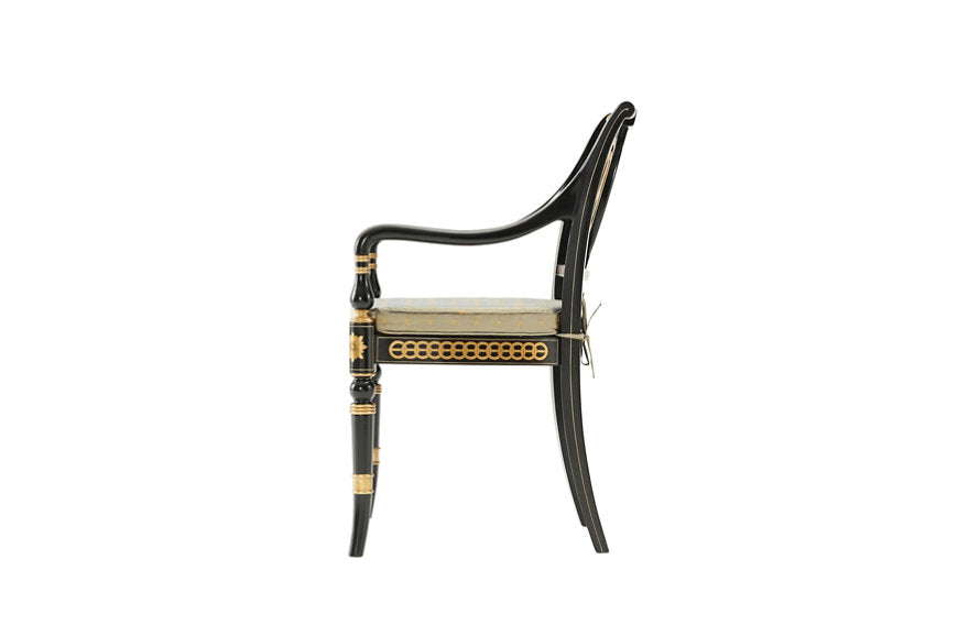 Coronet Armchair Dining Chair Althorp by TA - Jordans Interiors | Vancouver, Victoria, Coquitlam, Kelowna