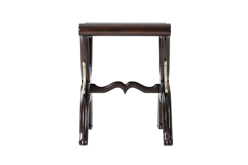 The Gillows Stool Stool Althorp by TA - Jordans Interiors