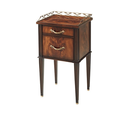 The Admiralty Bedside Table Side Table Althorp by TA - Jordans Interiors