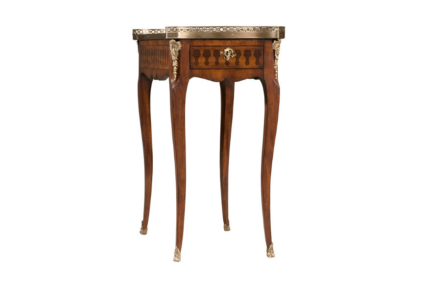 The South Drawing Room Side Table Side Table Althorp by TA - Jordans Interiors