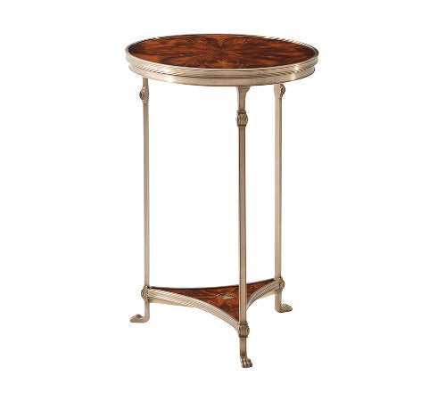 Trefoil Spencer Table Side Table Althorp by TA - Jordans Interiors