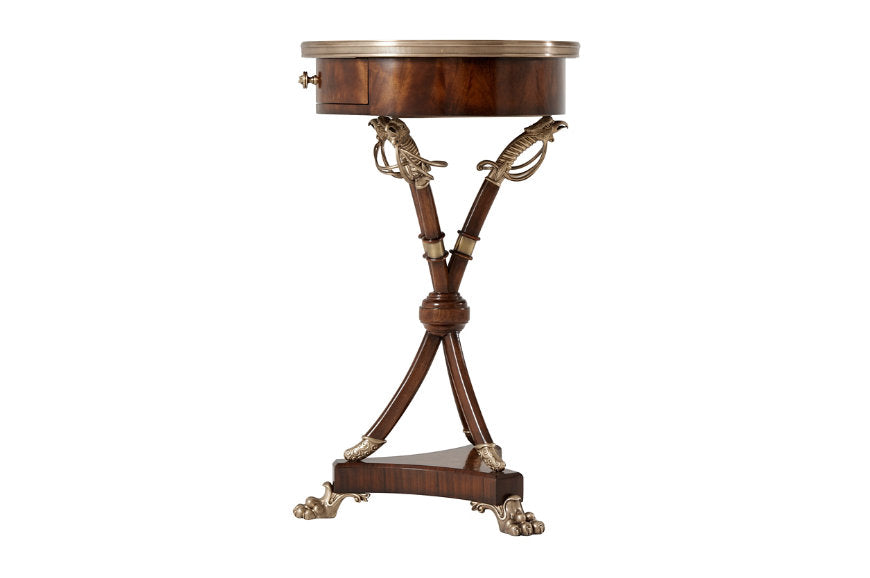 Admiralty Occasional Table Side Table Althorp by TA - Jordans Interiors