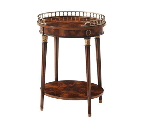Frederick's Table Side Table Althorp by TA - Jordans Interiors