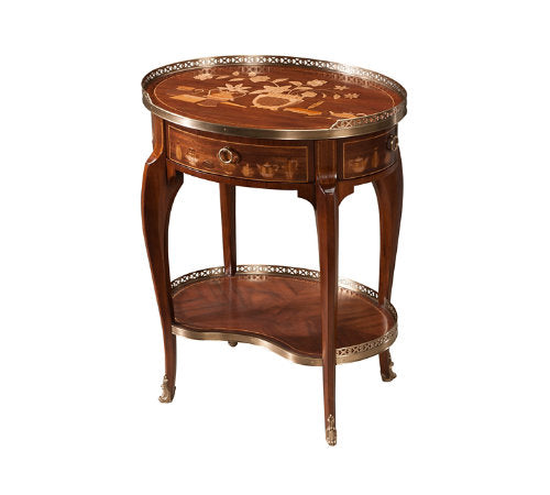Toilette Table Side Table Althorp by TA - Jordans Interiors