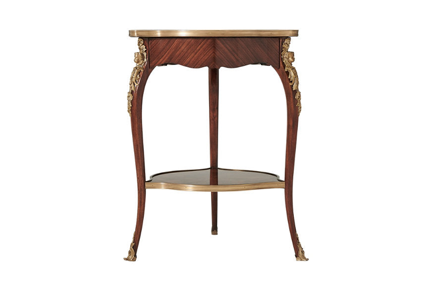 Louis XV's Caryatids Side Table Side Table Althorp by TA - Jordans Interiors