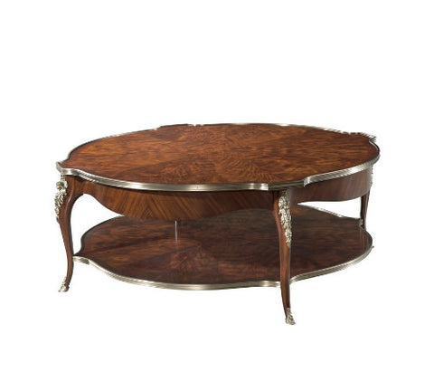 Caryatid Circular Cocktail Coffee Table Althorp by TA - Jordans Interiors