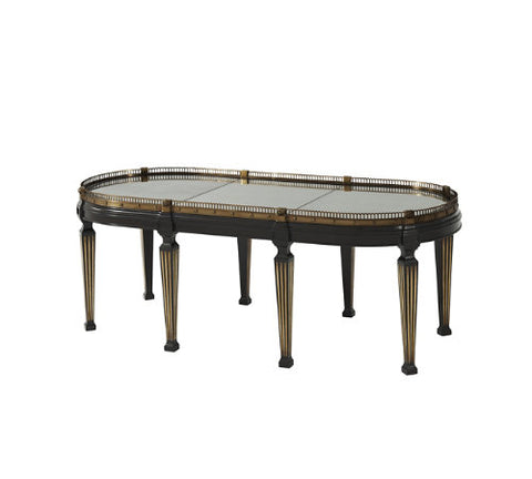 Surtout Cocktail Table Coffee Table Althorp by TA - Jordans Interiors