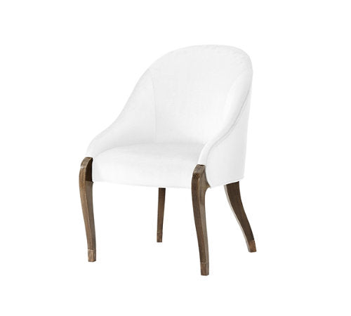 Blossom Chair Dining Chair Jamie Drake by TA - Jordans Interiors