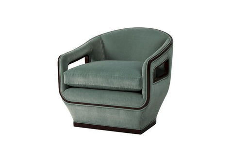 Bailey Chair Accent Chair Michael Berman by TA - Jordans Interiors
