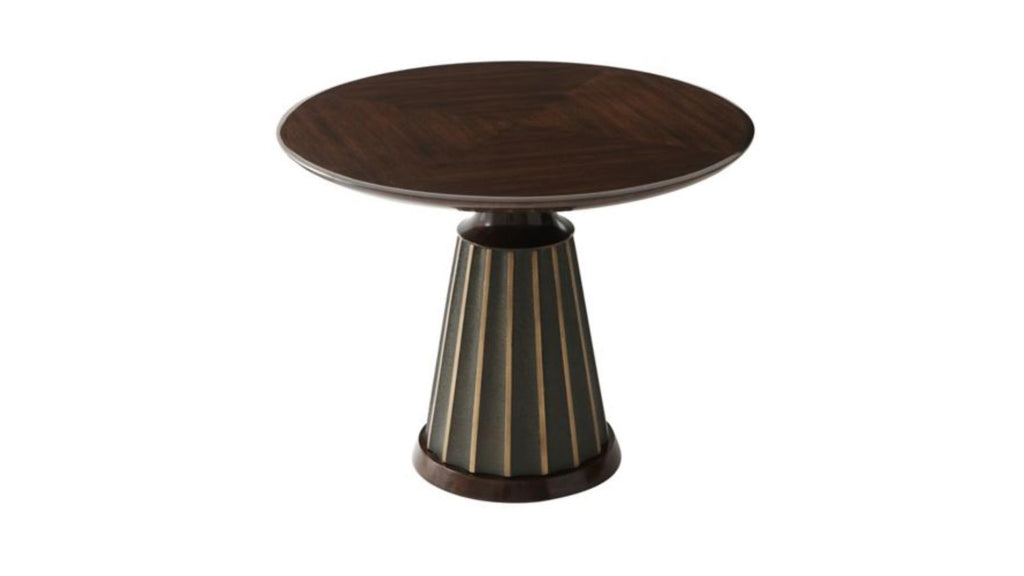 Walnut Hendrix Occasional Table I Side Table Michael Berman by TA - Jordans Interiors