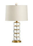 Heston Lamp Table Lamp Wildwood - Jordans Interiors