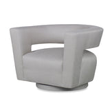 Galactica Swivel Chair Accent Chair Lazar - Jordans Interiors