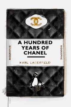 A Hundred Years Of Chanel Artwork Oliver Gal - Jordans Interiors