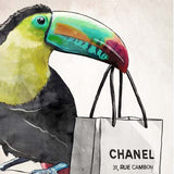French Toucan Accessories Oliver Gal - Jordans Interiors