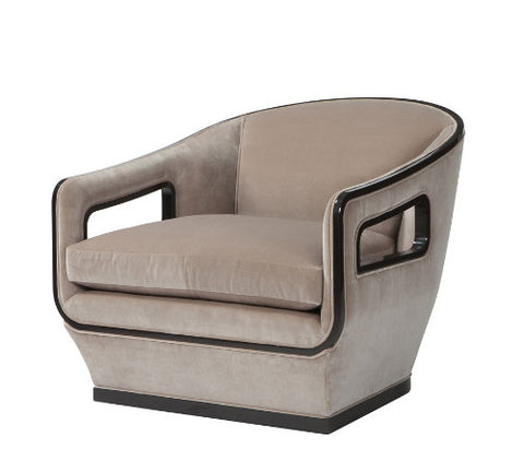 Bailey Lounge Chair Accent Chair Michael Berman by TA - Jordans Interiors