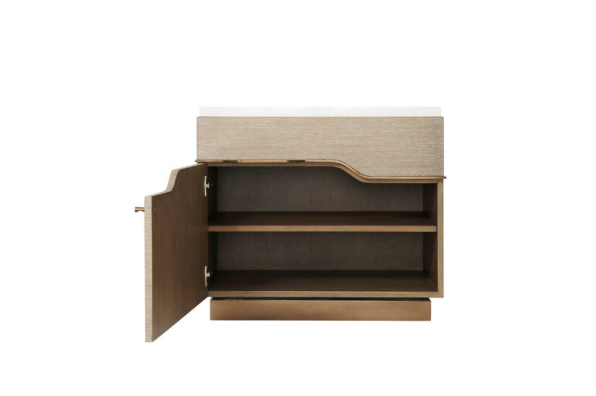 Mesa Night Stand - Jordans Interiors