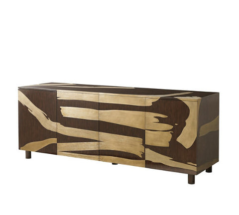 Washi Cabinet - High Gloss Pinyon - Sideboards & Buffets - Michael Berman by TA-Jordans Interiors
