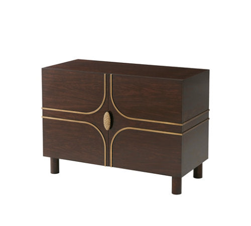 Align Cabinet - Gold Trim Sideboards & Buffets Michael Berman by TA - Jordans Interiors