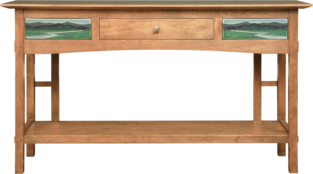2019 Collector Edition Console Table Table Stickley - Jordans Interiors